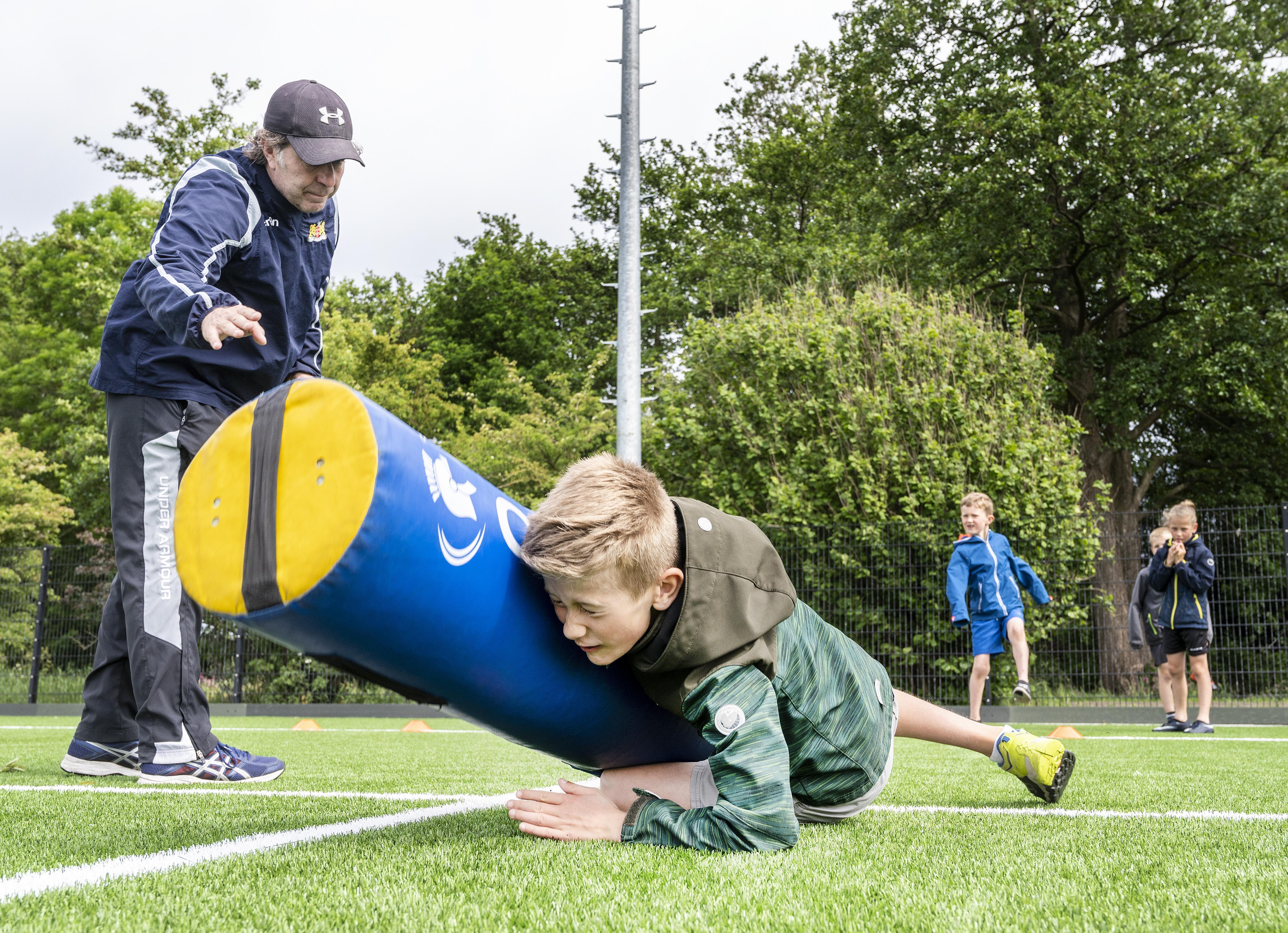 Sportverenigingen in regio Haarlem maken zich zorgen over gevolgen van langere coronalockdown: 'We zijn financieel gezond. Maar als het lang duurt, gaat het knellen'