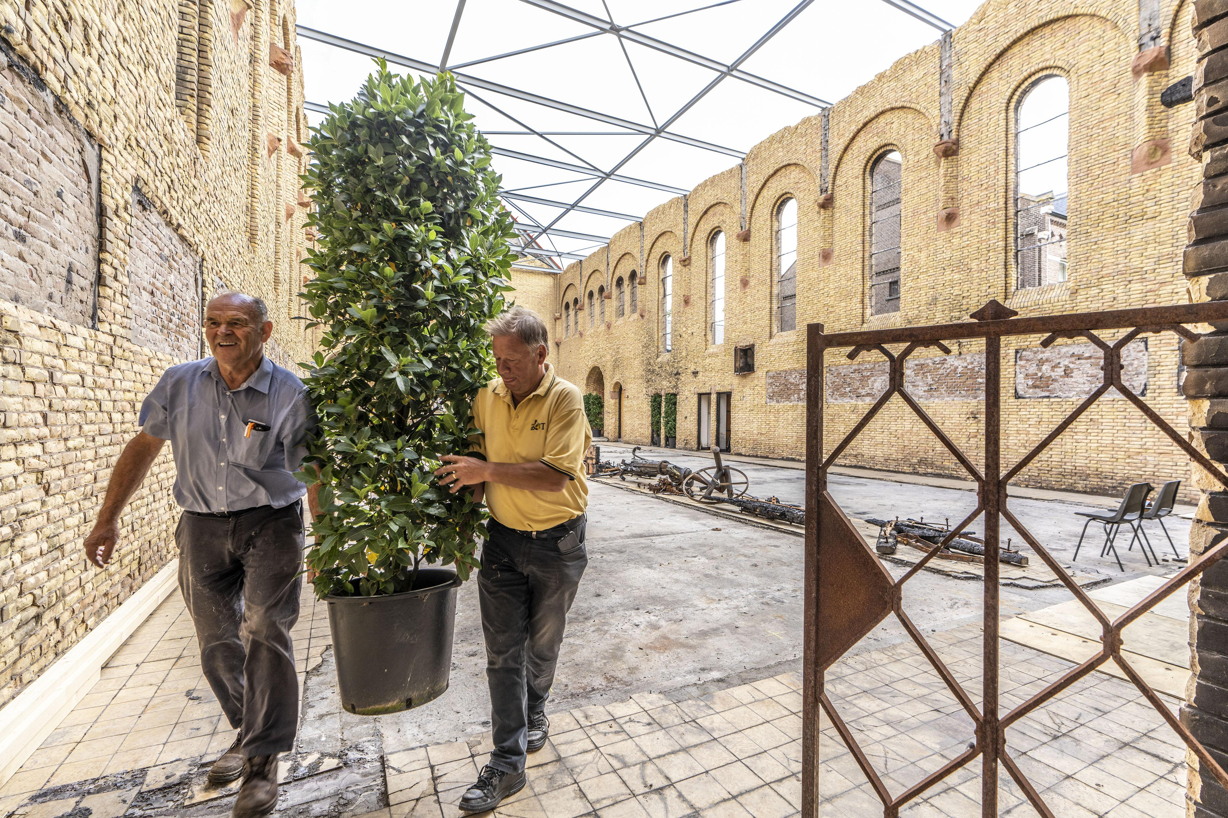 Groeiende hoop op herbouw katholieke kerk in Hoogmade [video]