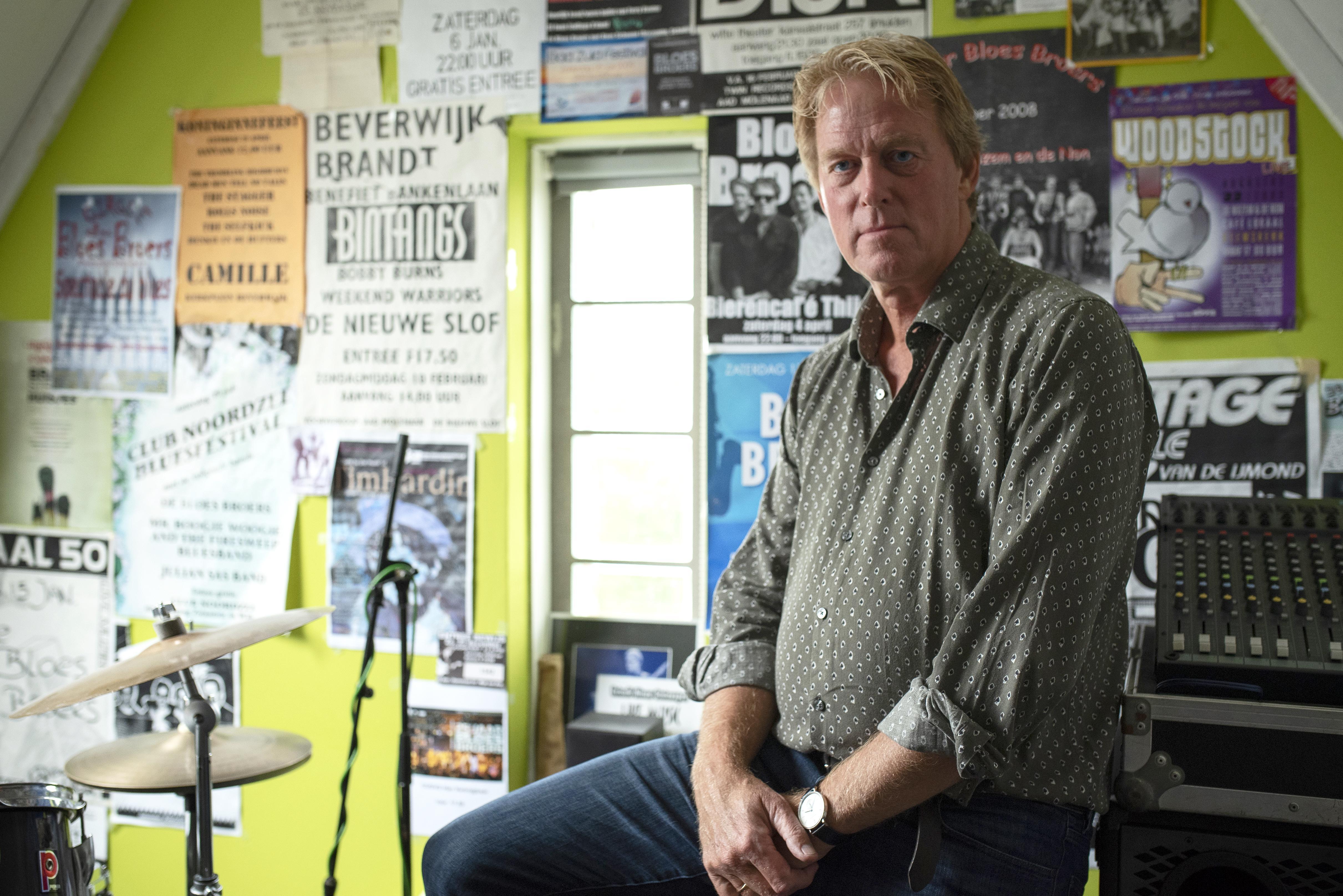 Uitgeester Hans Schoone nieuwe voorzitter van De Zwaan Cultureel