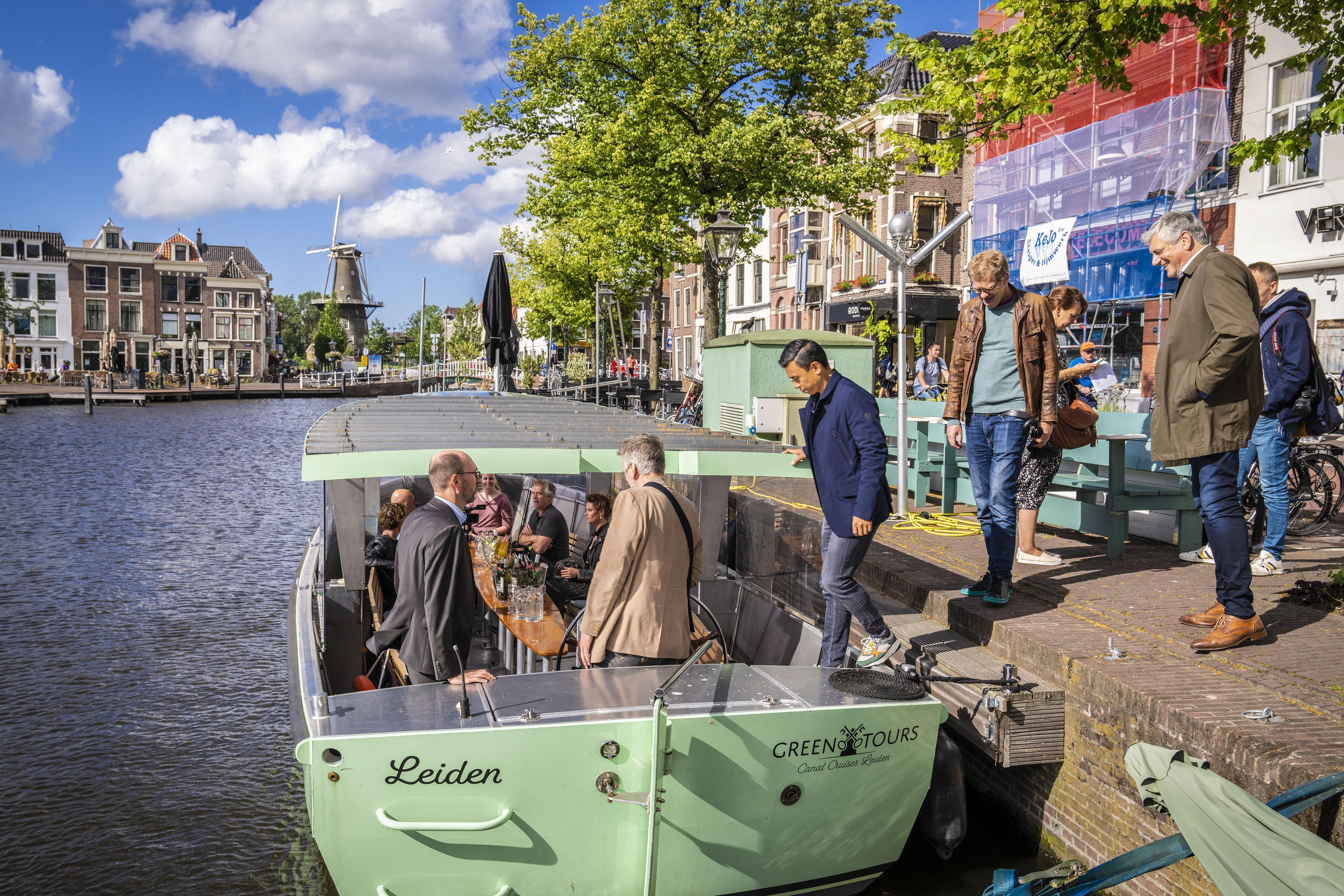 Leegstand winkelpanden in Leiden neemt af ondanks corona