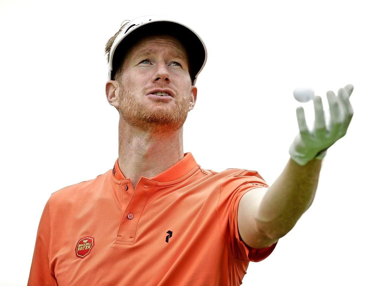 Golfer Besseling uit Schellinkhout sluit in Dubai af als 56e