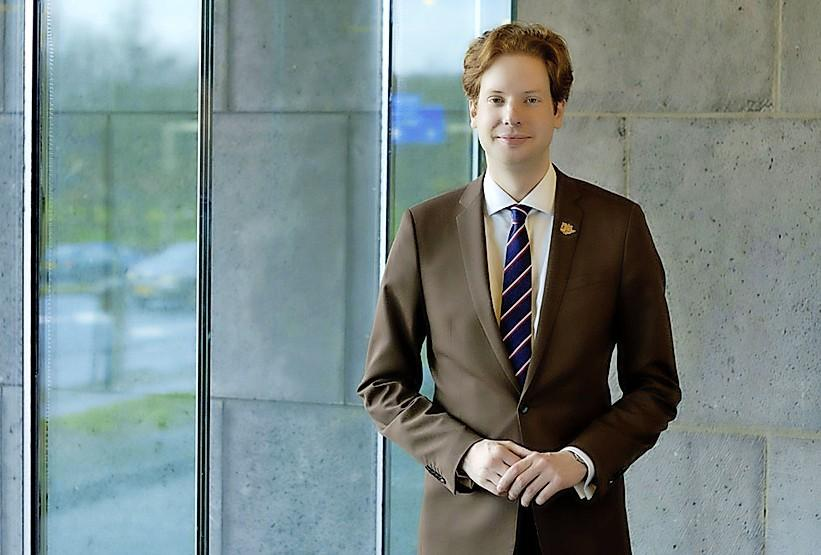 Floor Vermeulen nieuwe burgemeester van Wageningen