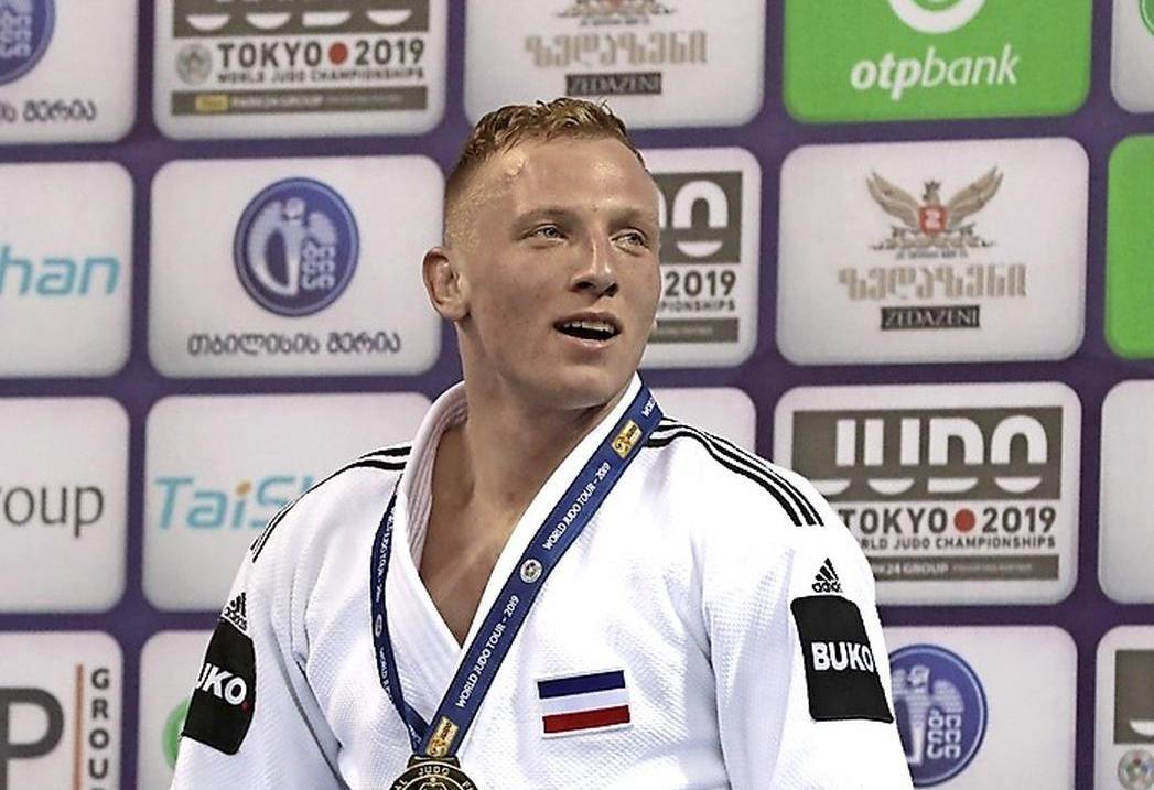 Judoka Frank de Wit raakt gewend aan de coronabubbels: 'Het wordt allemaal na een tijdje een soort van normaal'