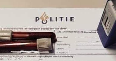 Politie op Texel haalt drugsrijder van de weg