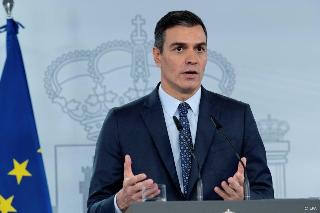 Spaanse regering wil bedrijven en rijken hoger belasten