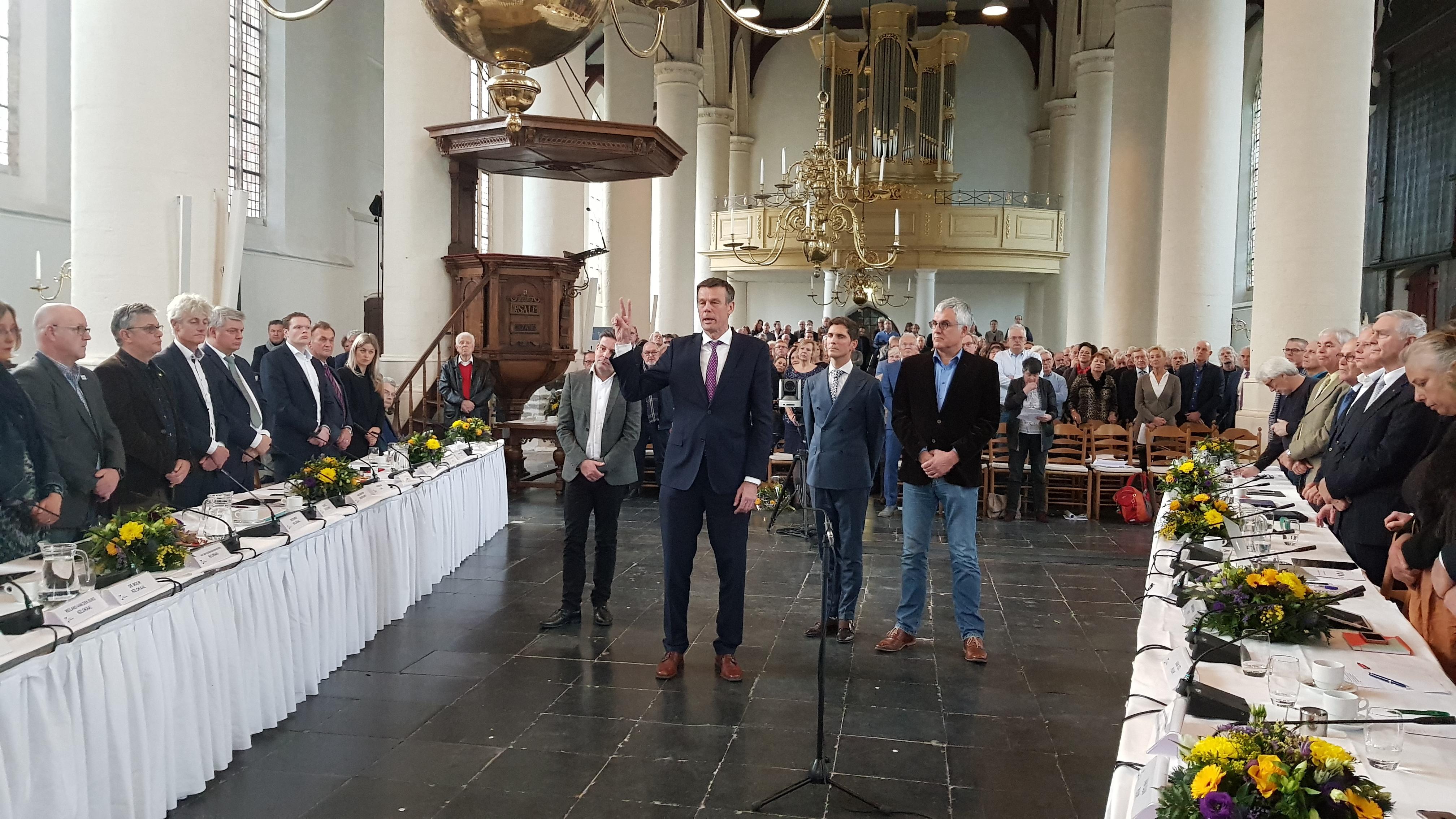 Forse kritiek op CDA Noordwijk na opstappen wethouder De Jong: 'Machtspolitiek'