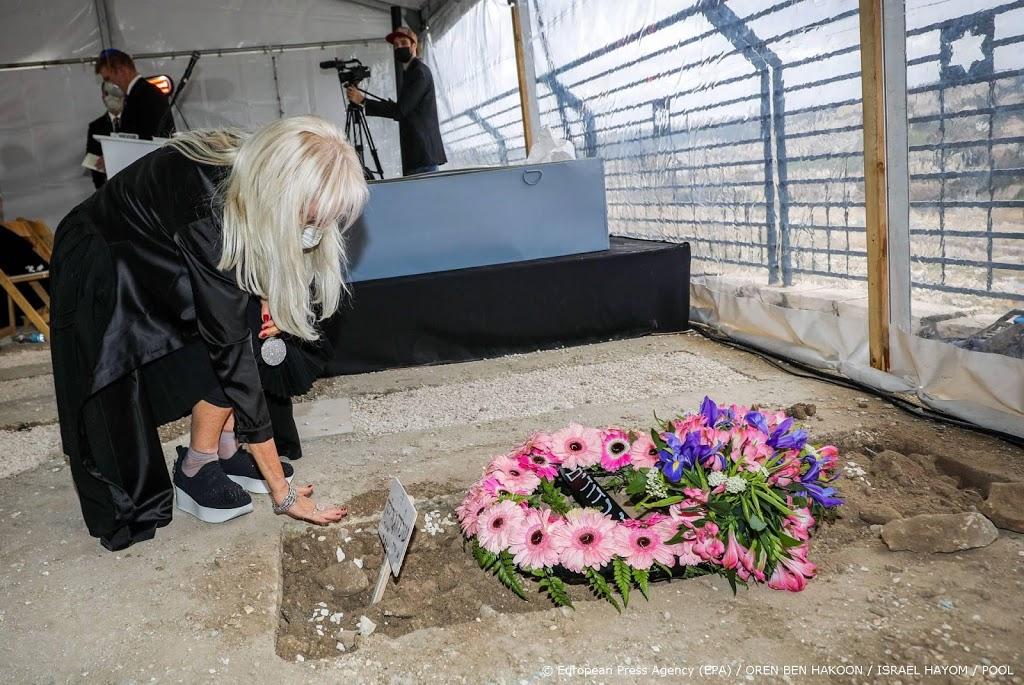 Amerikaanse miljardair Adelson begraven in Jeruzalem
