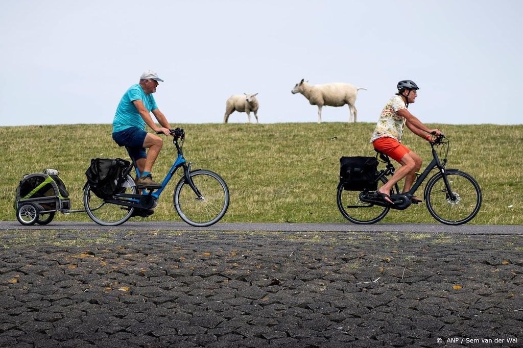 Nederlanders fietsen meest wereldwijd, steeds meer gebruik e-bike