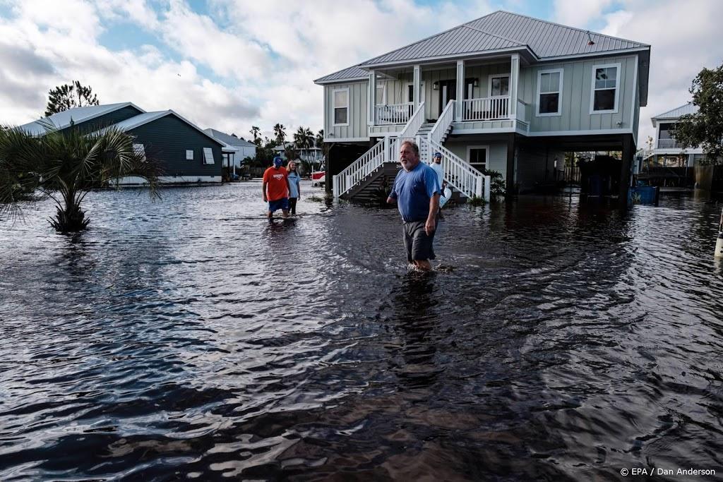 Orkaan Sally: overstromingen en stroomuitval in zuiden VS