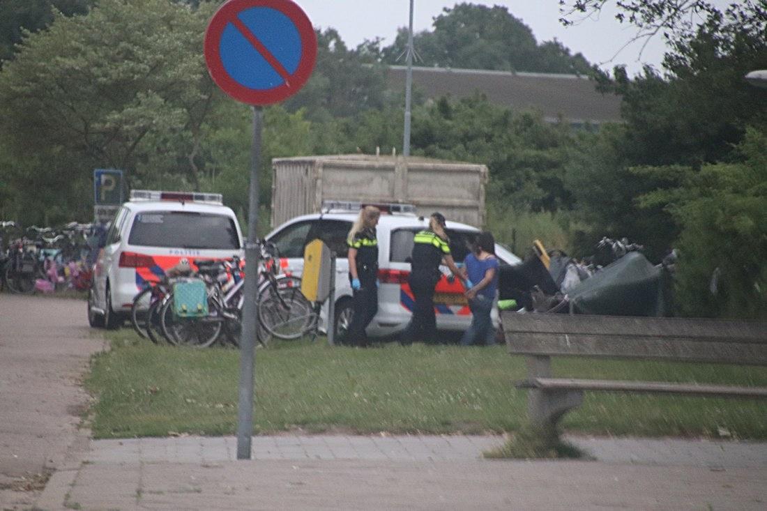Vrouw aangehouden na mishandeling in AZC Katwijk