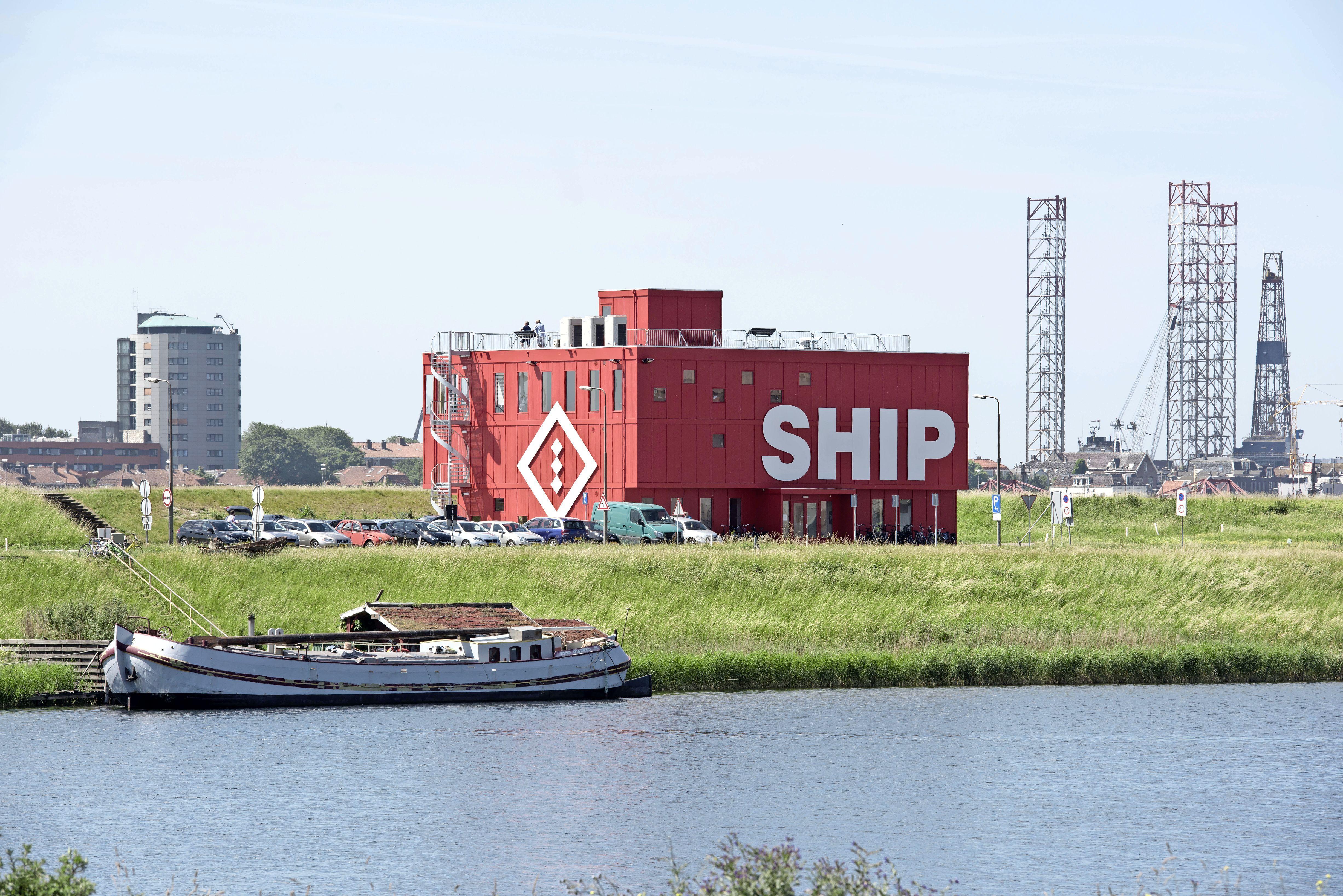 Ship gaat open met tentoonstelling over verzilting