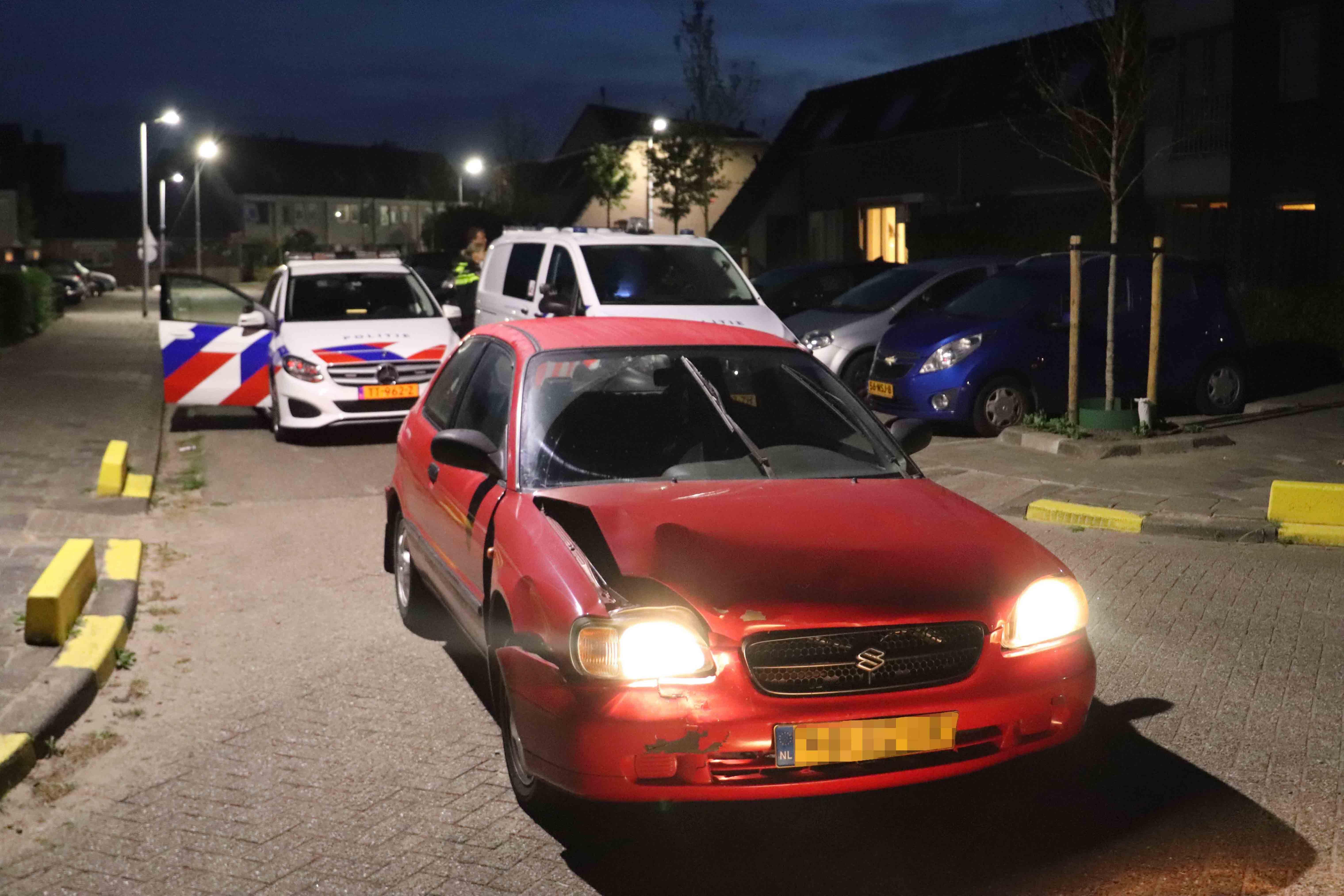 Wilde achtervolging door Haarlem en Heemstede eindigt in Hoofddorp, twee verdachten aangehouden