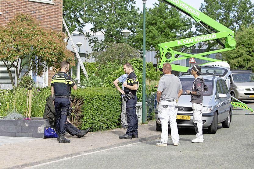 'Help, help!' Schilders horen noodkreet over vrouw te water in Soest en bevrijden haar