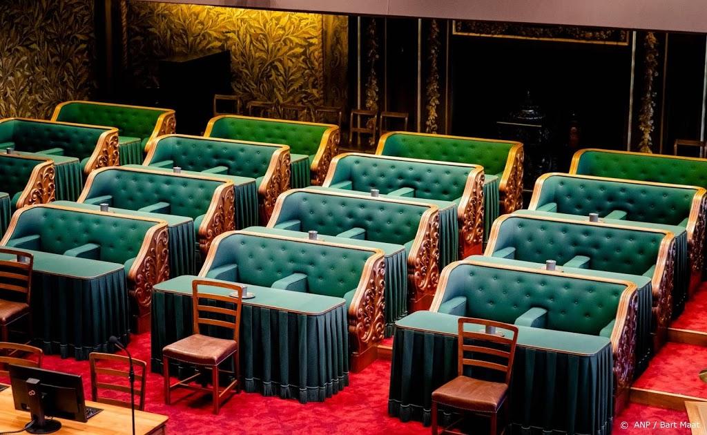Senaat mag straks voorstellen terugsturen naar de Tweede Kamer