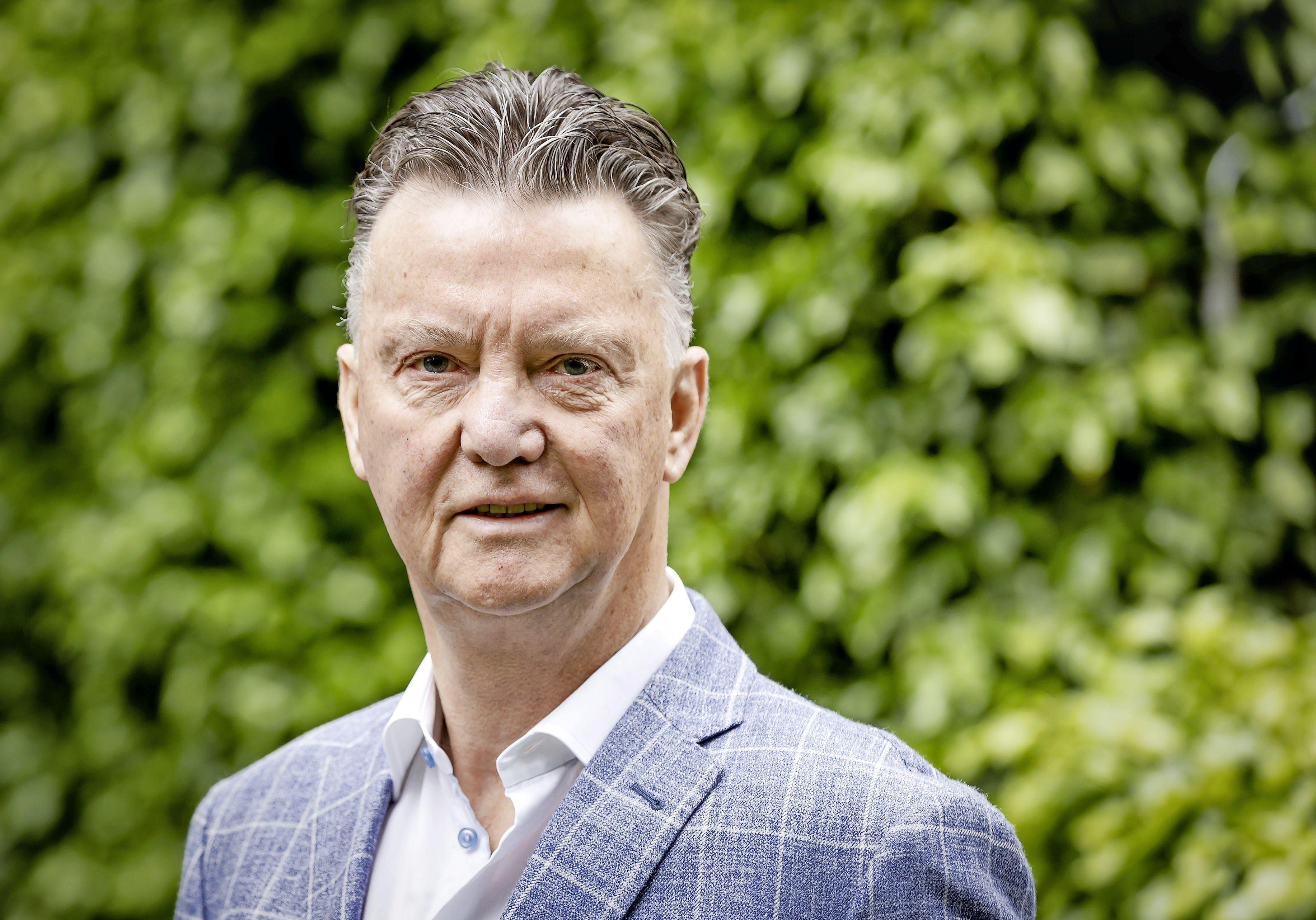 Van Gaal voor derde keer bondscoach van Oranje