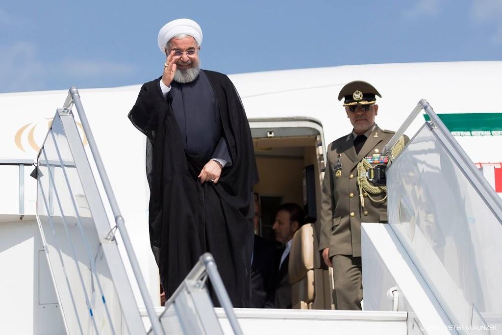 Rohani: Iran is bereid tot samenwerking met VS