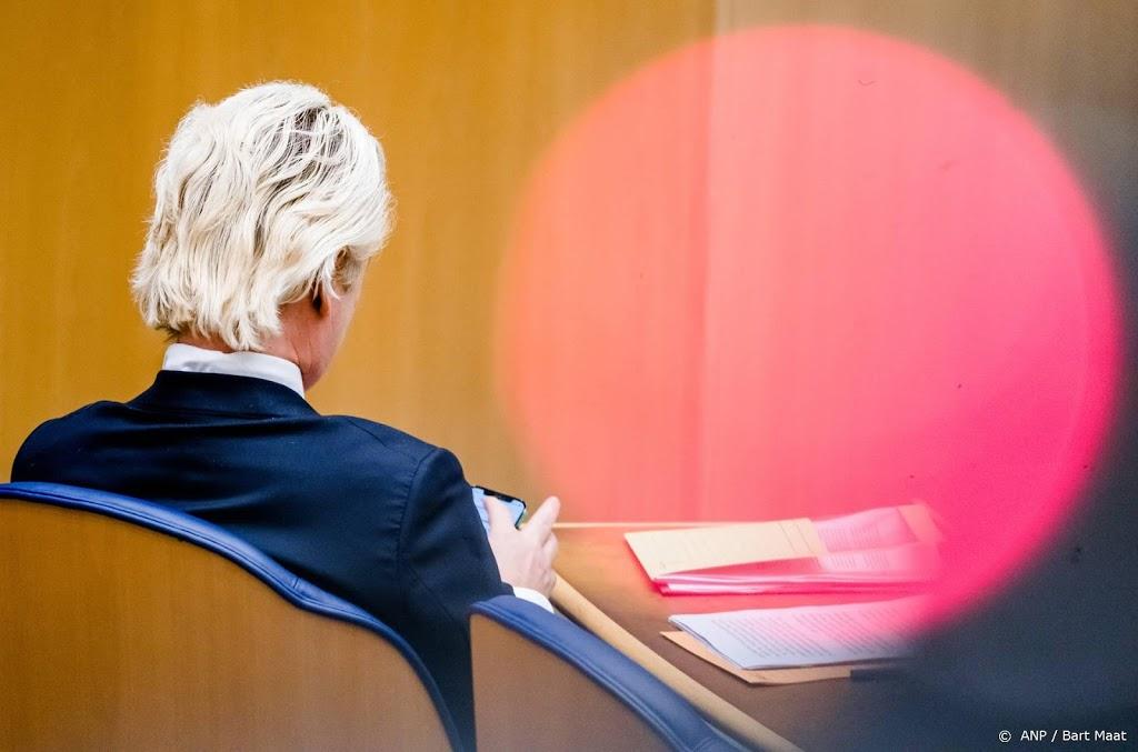 Gerechtshof begint aan hoger beroep bedreiger Wilders