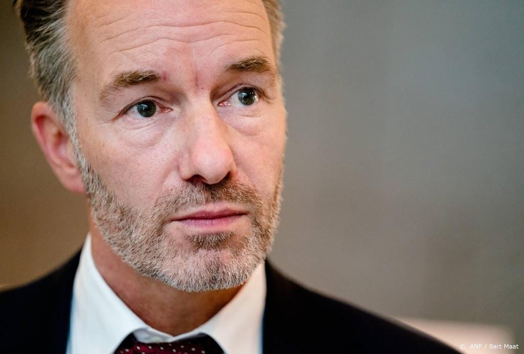 Van Haga vierkant achter wens Baudet terug te keren als leider
