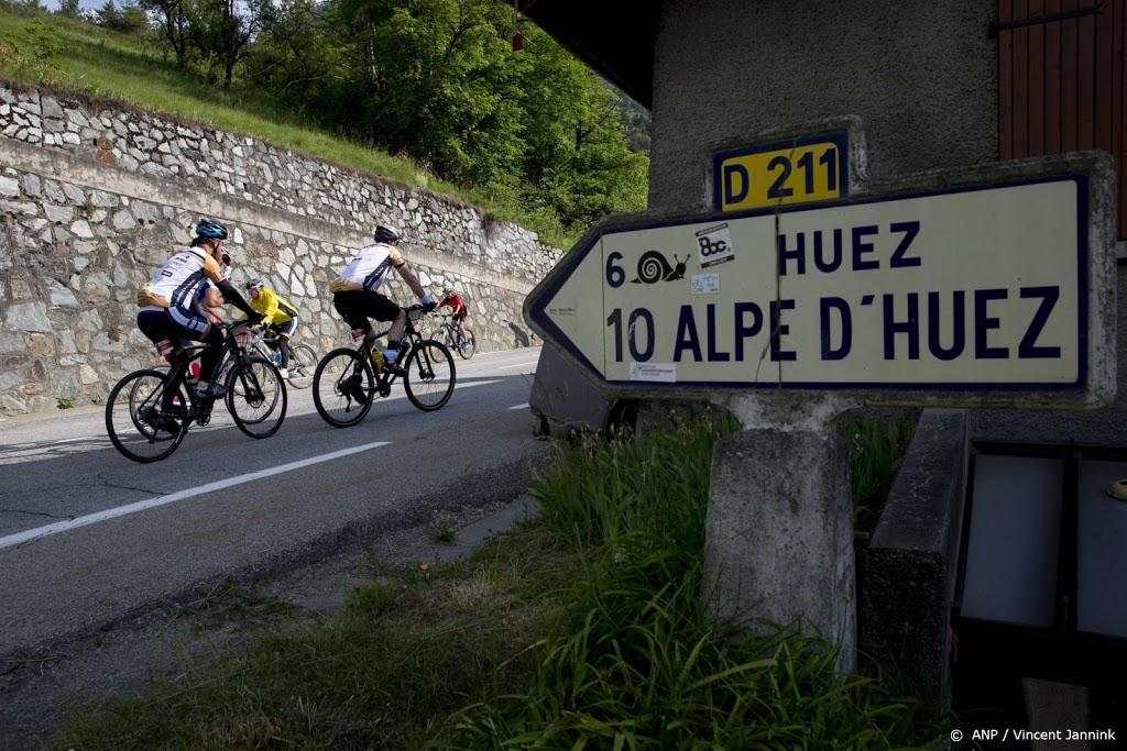 Alpe d'HuZes weer niet in Frankrijk, wel oproep tot bewegen