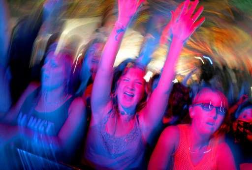 Festivalgangers Dance Valley gaan gemeentekas van Velsen spekken
