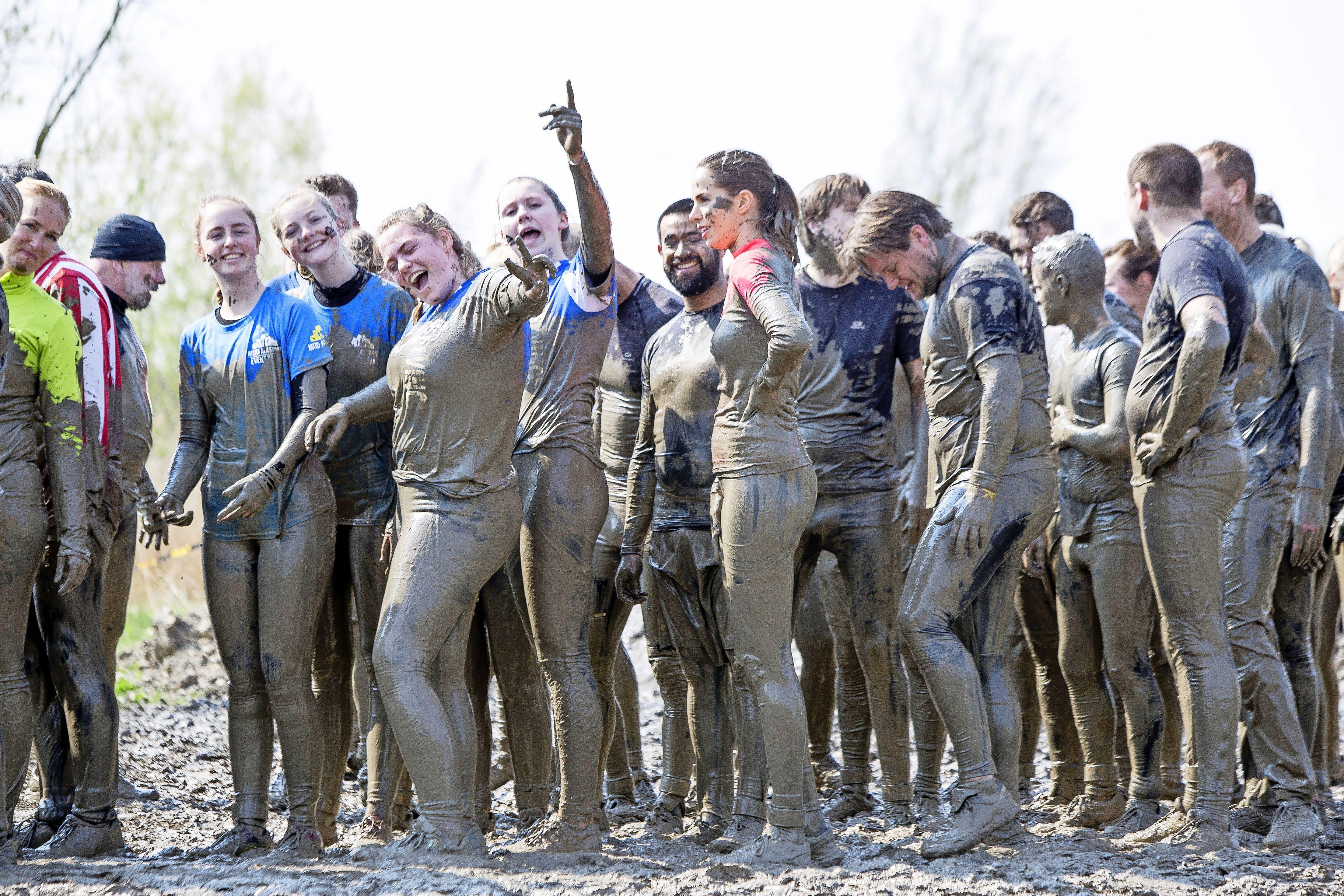 Mud Masters Haarlemmermeer gaat dit jaar door. In mei eerst een Fieldlab-event, begin juli editie 2021