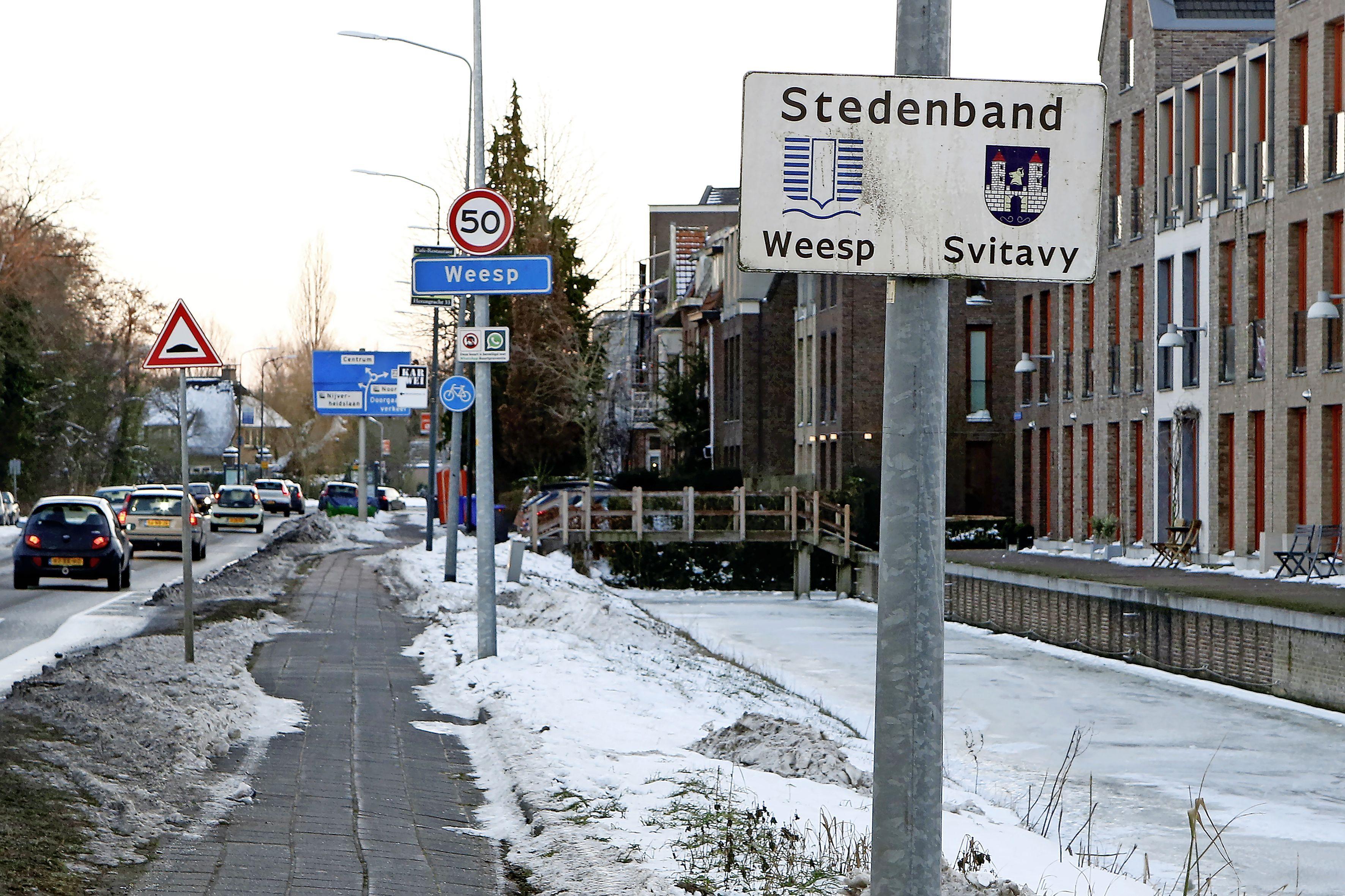 Stoffig imago nekt veel stedenbanden; maar de herinneringen worden gekoesterd: 'Ik werd ingehaald als een held'