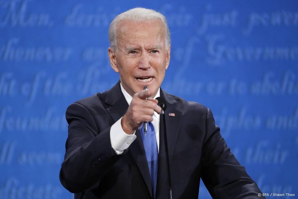 Biden (77) kan de oudste president in geschiedenis VS worden