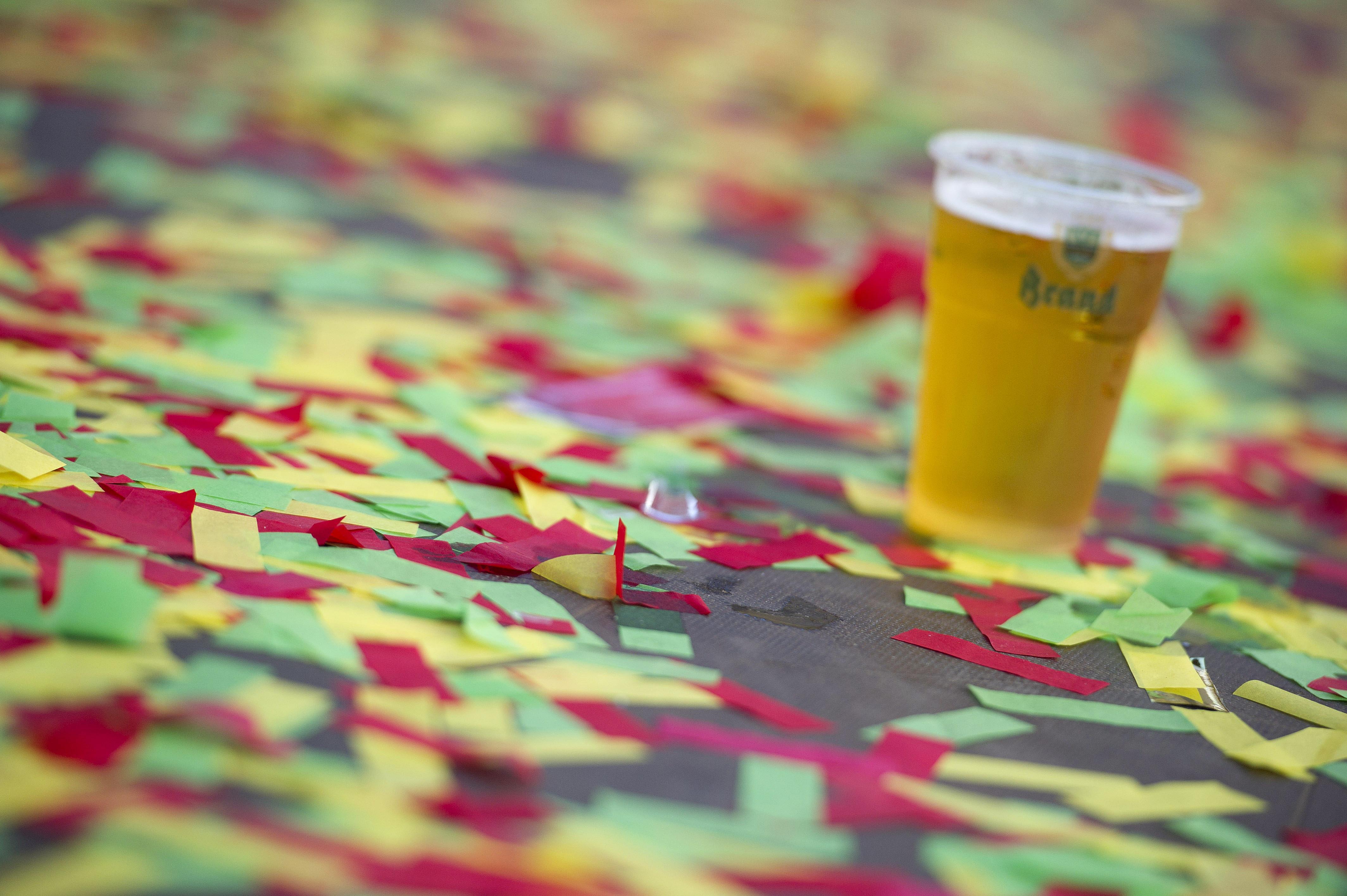Bij carnavalsvereniging De Bokken is het glas halfvol: 'Wij denken in mogelijkheden'