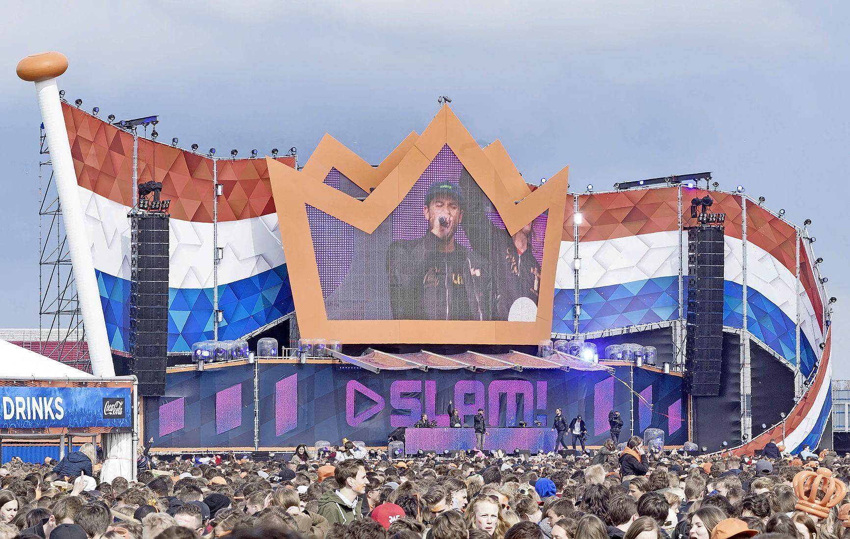 Oranje Koningsdagfeest mikt nu al op 2022