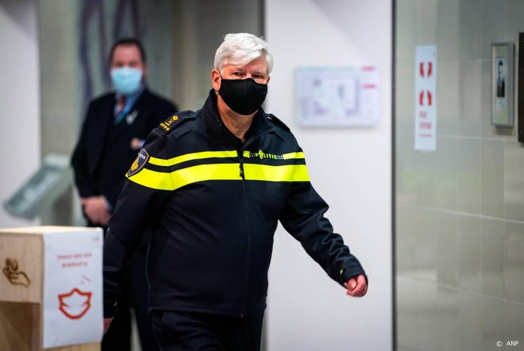 Korpschef Van Essen: bedreigers undercoveragenten aanpakken