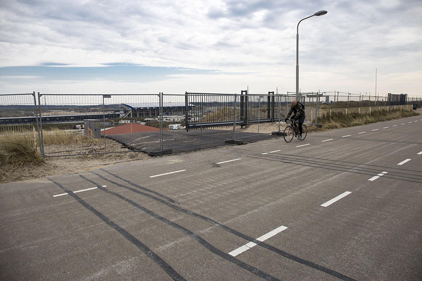 Nu ook herrie in Zandvoortse politiek om extra weg Circuit Zandvoort
