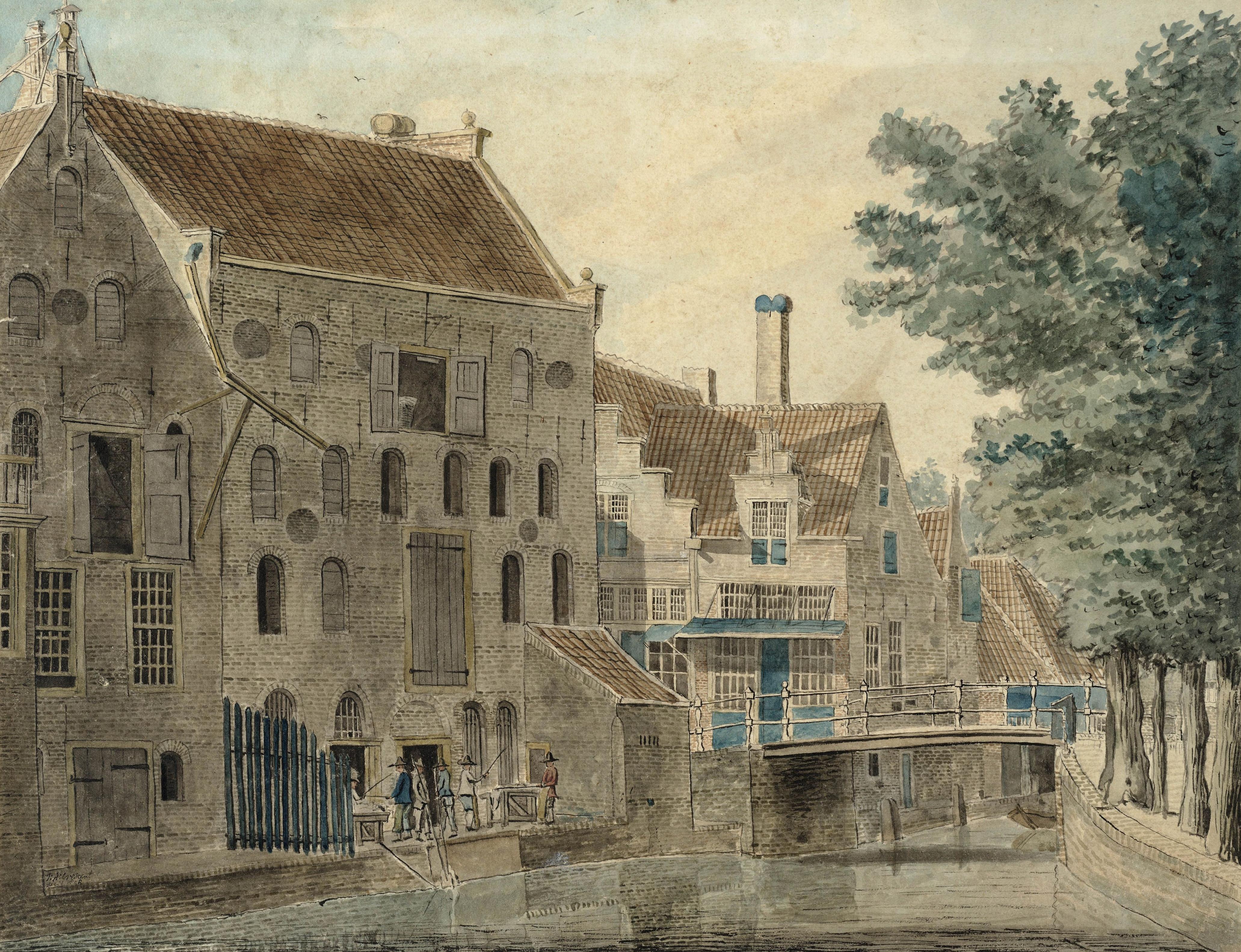 Onbetrouwbaar drinkwater leidt tot felle bieroorlog tussen Alkmaar en Haarlem. En de belastinginspecteur sjoemelt lekker mee