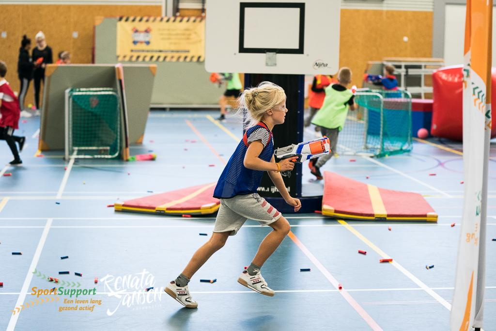 Nu ook een SportNite in Haarlem-Noord