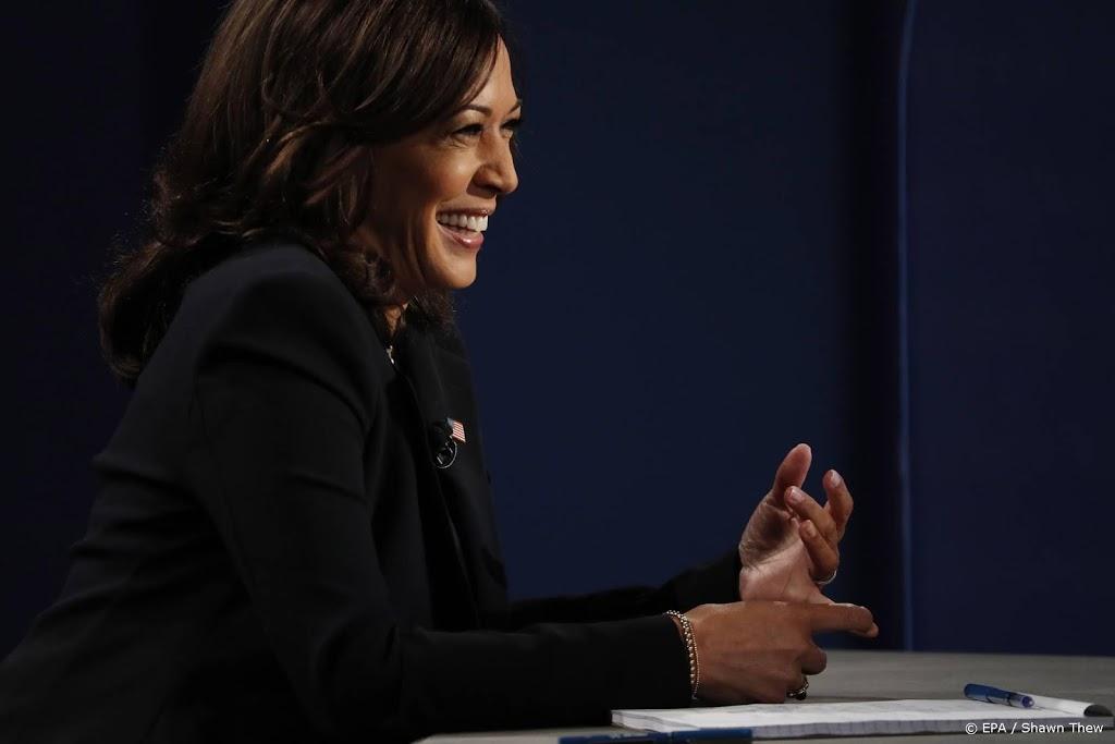 Kamala Harris kan eerste zwarte vicepresident van VS worden
