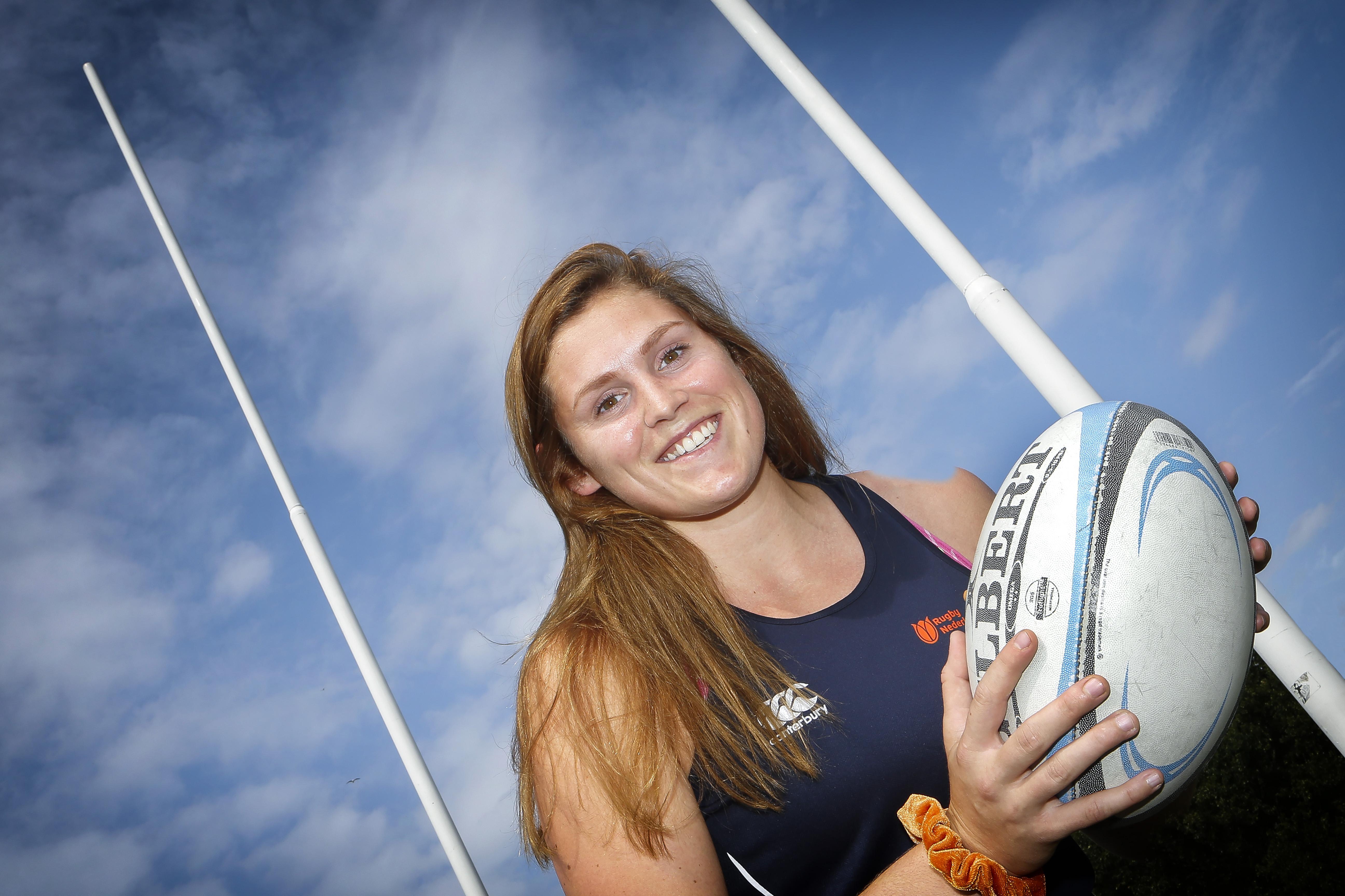 Linde van der Velden verruilt Toulouse voor Exeter: 'Het Engelse rugby ligt mij beter dan het Franse spelletje' [video]