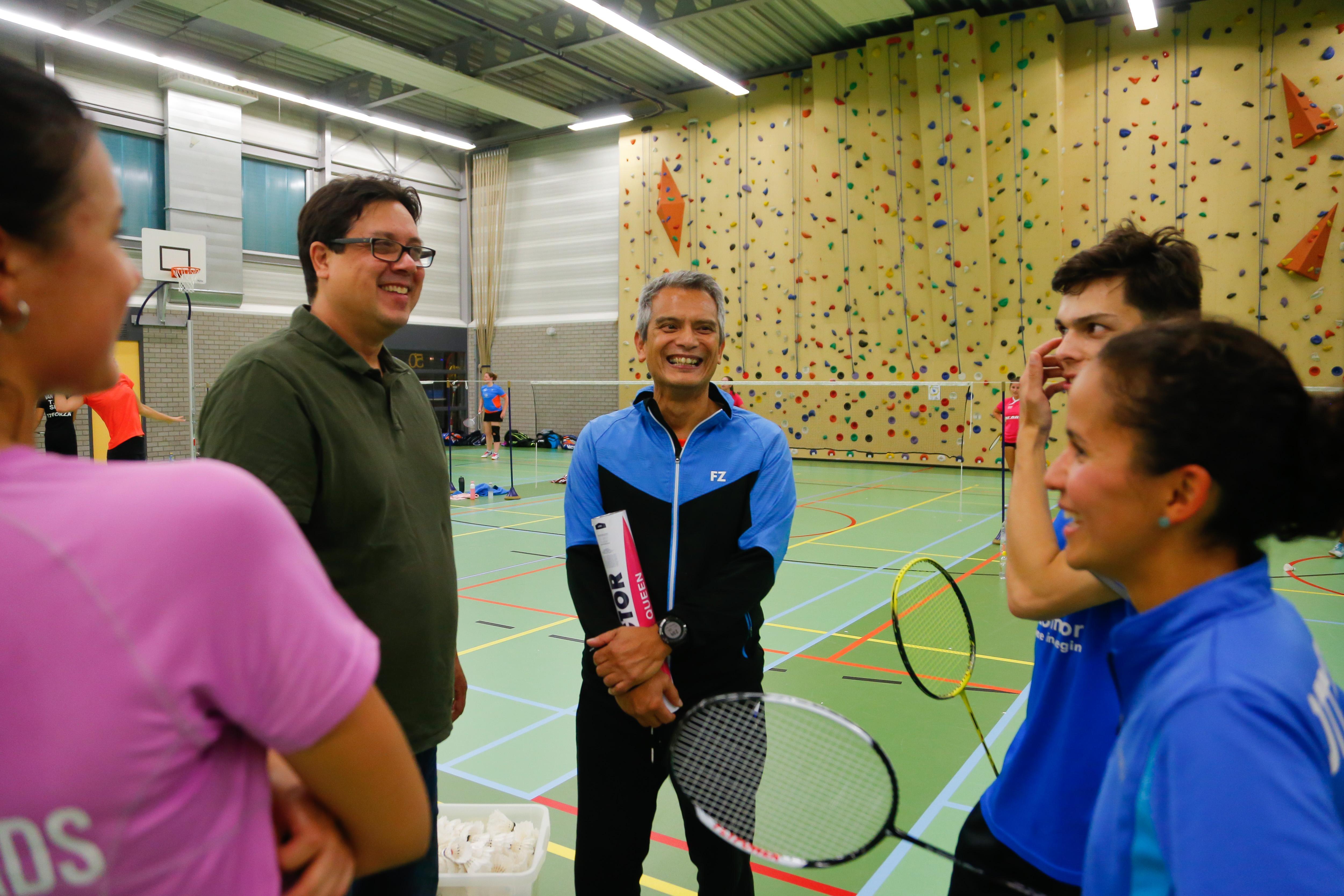 Hoornse BV gaat met nieuw trainersduo opnieuw voor plek in de kampioenspoule