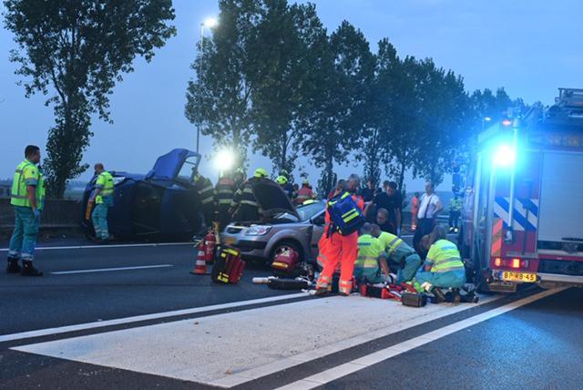 Verdachte dodelijk ongeval A44 test positief op alcohol en drugs