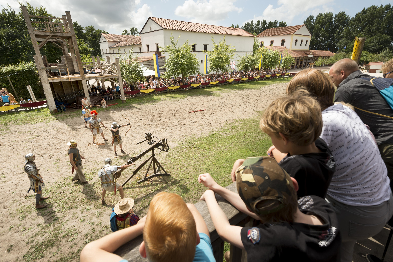 Voor eind dit jaar uitsluitsel over uitbreiding museumpark Archeon in Alphen