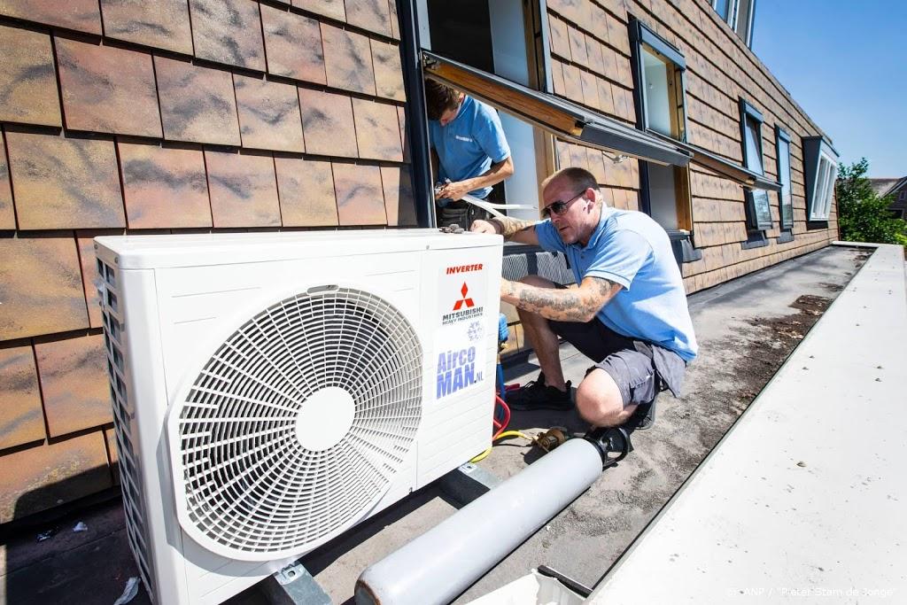 Essent ziet extreme stijging stroomverbruik door airco's