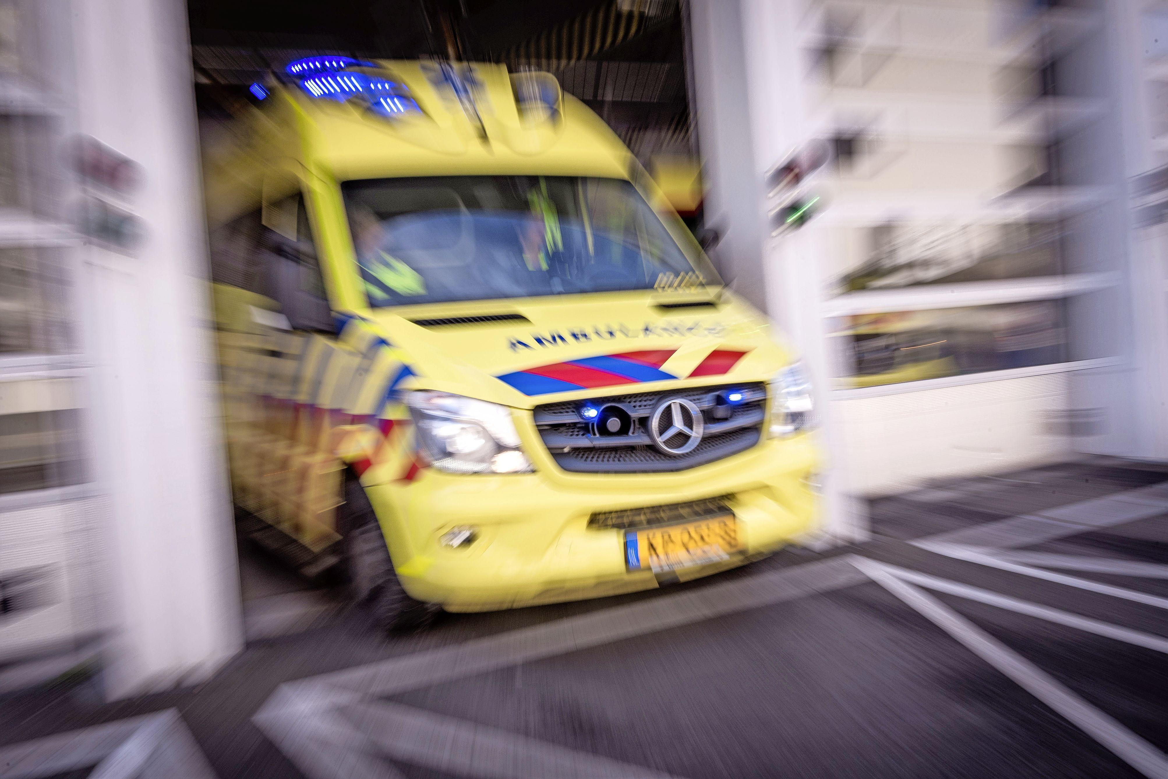 Motorrijder (38) om het leven gekomen bij eenzijdig ongeluk op de A1 in Muiden