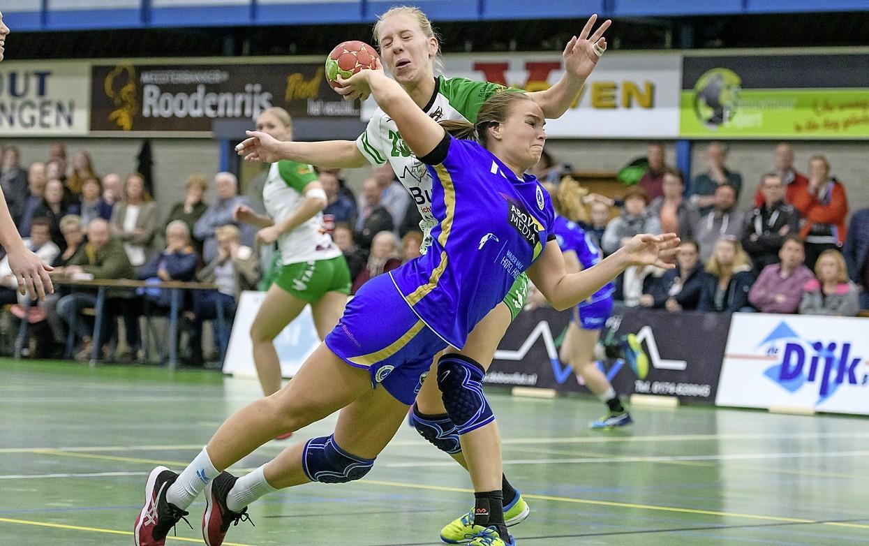 Hervonden plezier brengt handbalster Floor Smit terug op het veld, maar wel bij Volendam in plaats van Westfriesland SEW