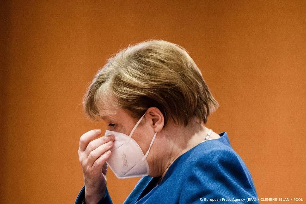 Merkel bezorgd over censuur 'directies van grote ondernemingen'