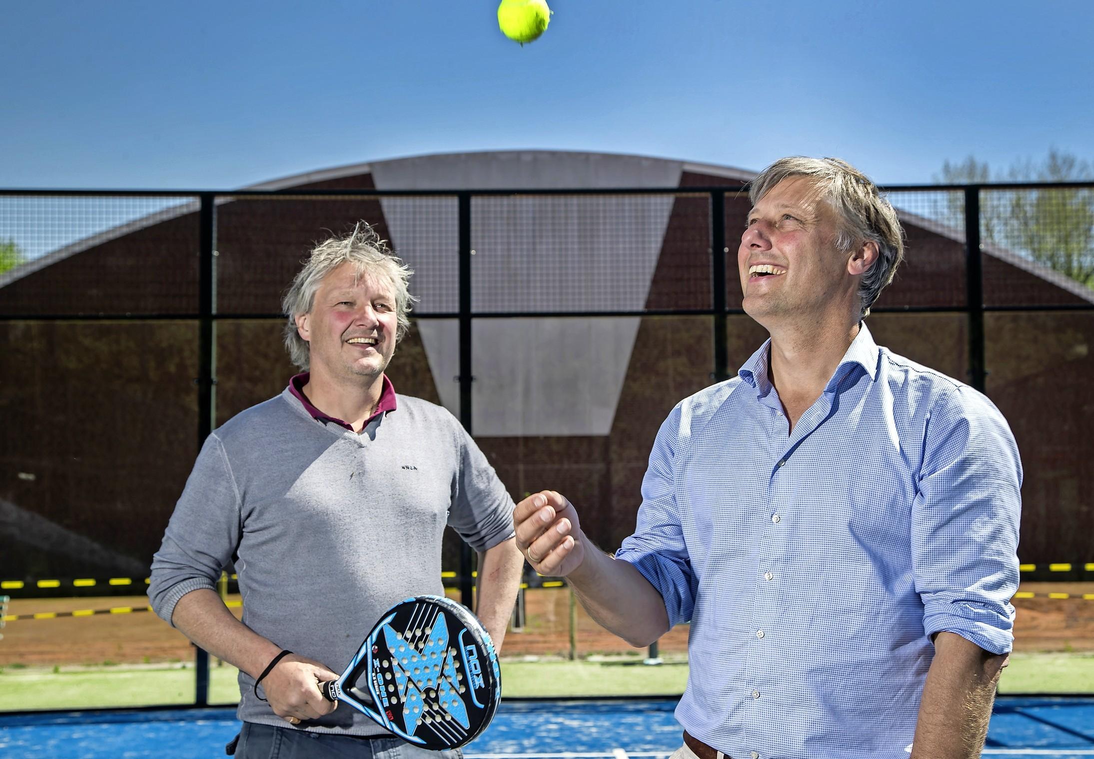 Floris Jan en Jeroen Bovelander: 'Wat we hebben, is genoeg'