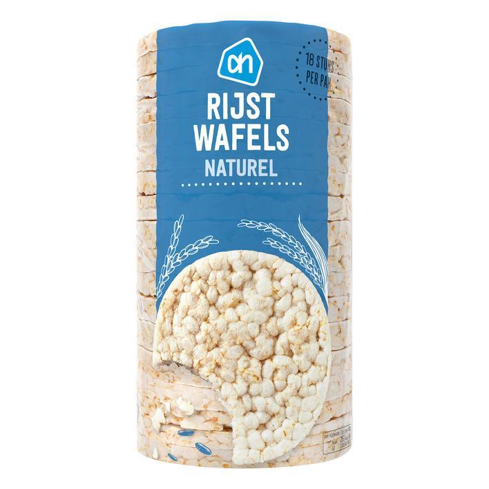 Rubriek 'Gezond?!': Eet rijstwafels met mate
