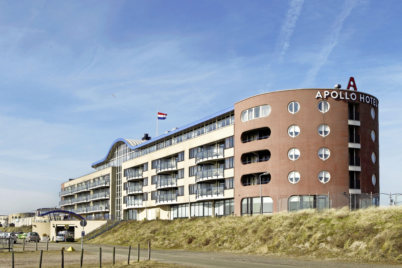 Het Apollo Hotel aan de Kennemerboulevard bij het IJmuiderstrand heeft een nieuwe naam en heet tegenwoordig het Leonardo Hotel