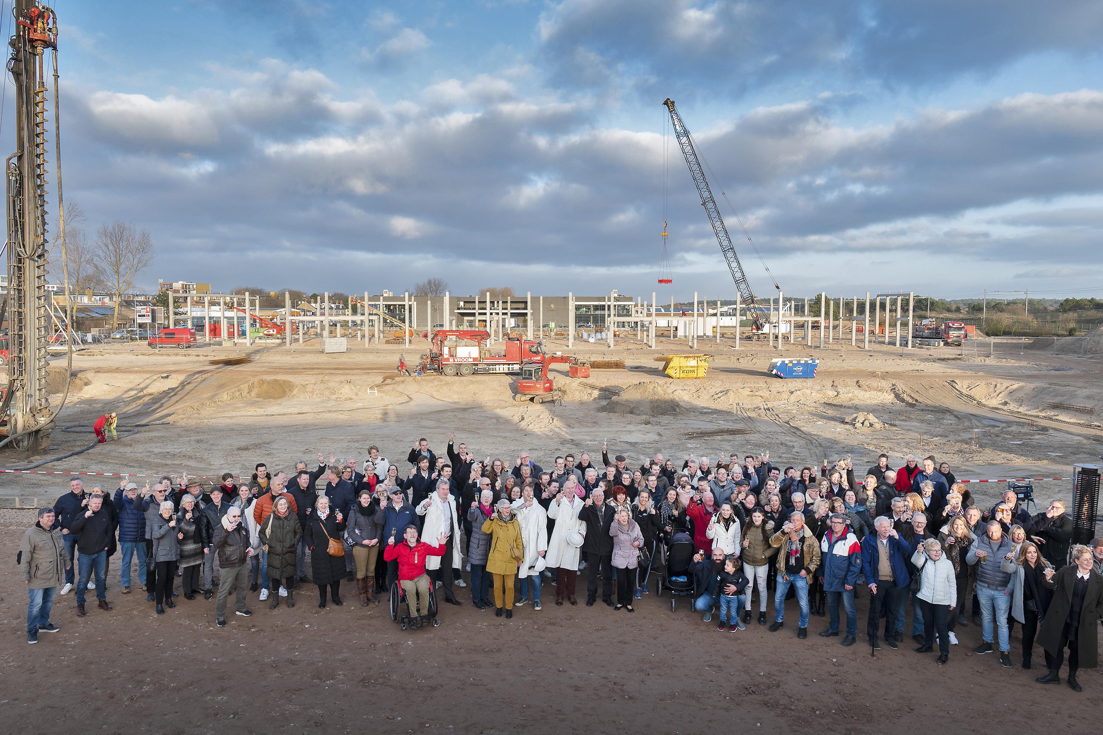 Santfort haalt Zandvoort Nieuw-Noord uit de vergetelheid: start bouw twee nieuwe woontorens