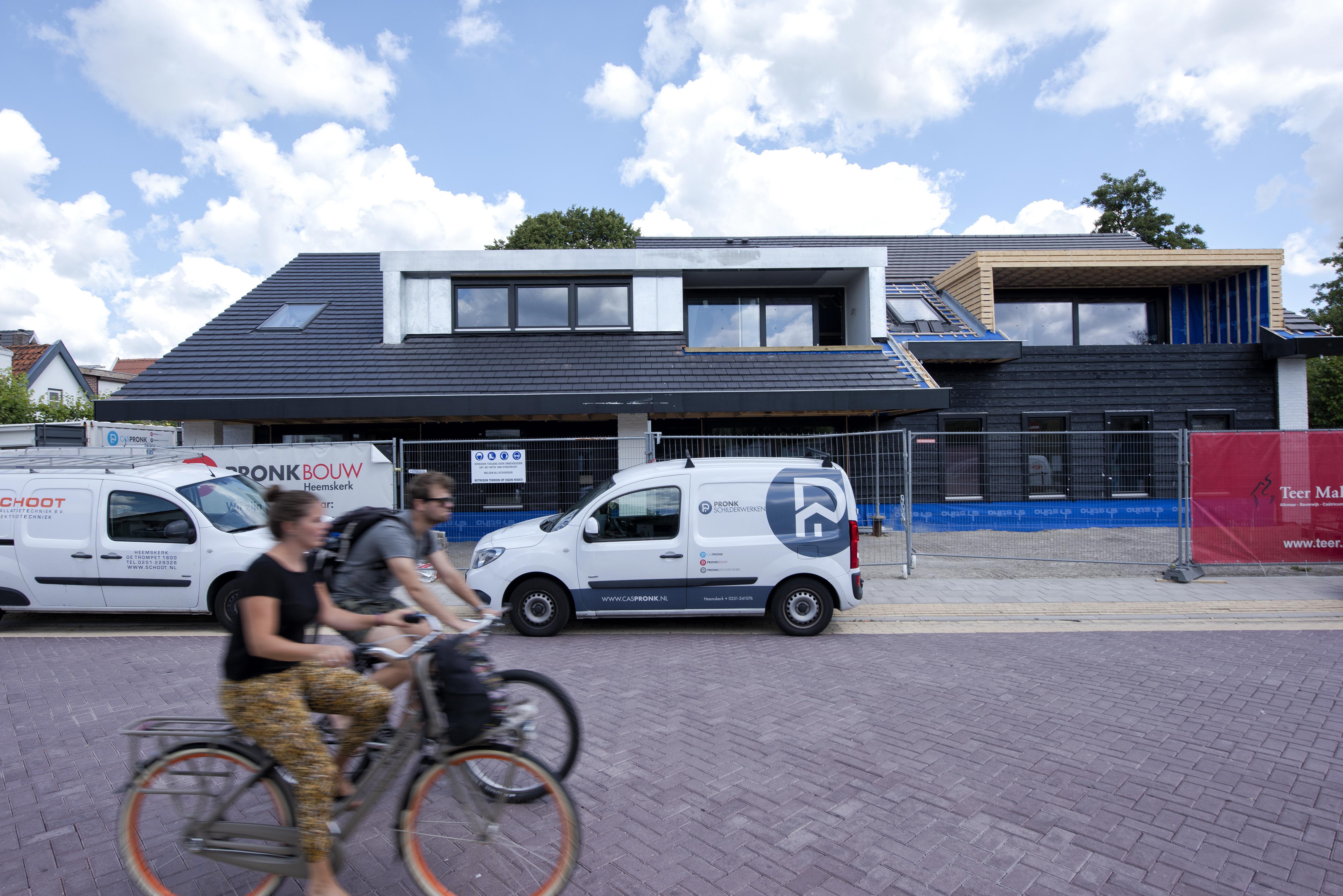Wonen in vroegere garage Twaalfhoven is vooral voor Uitgeesters