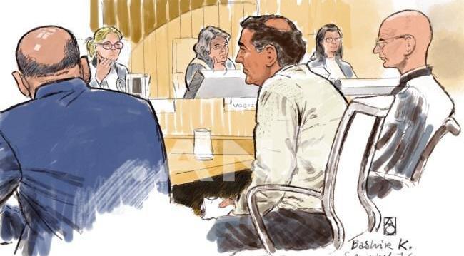 Twintig jaar cel geëist tegen Haarlemmer die volgens OM zijn zwangere vrouw wurgde en daarna flatwoning in brand stak