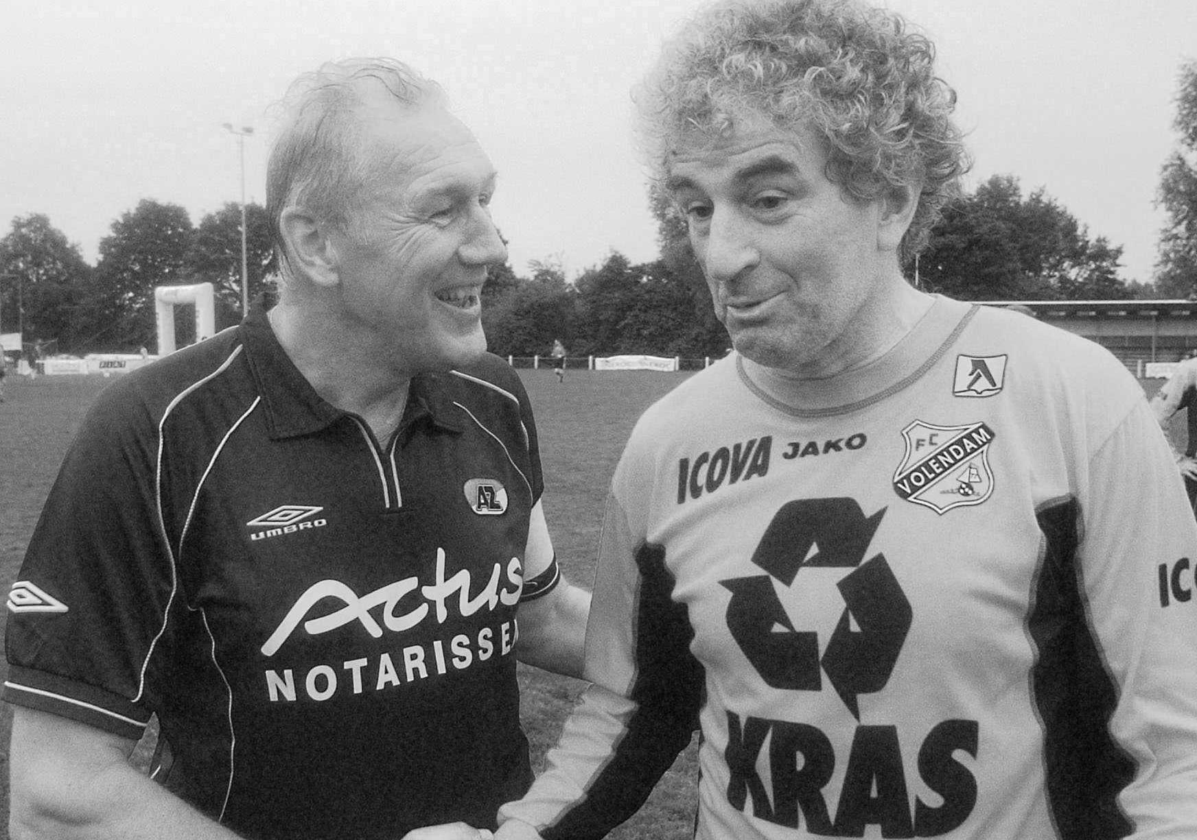 Frank Kramer, tv-presentator en oud-voetballer van FC Volendam, Haarlem en Telstar, overleden [video]