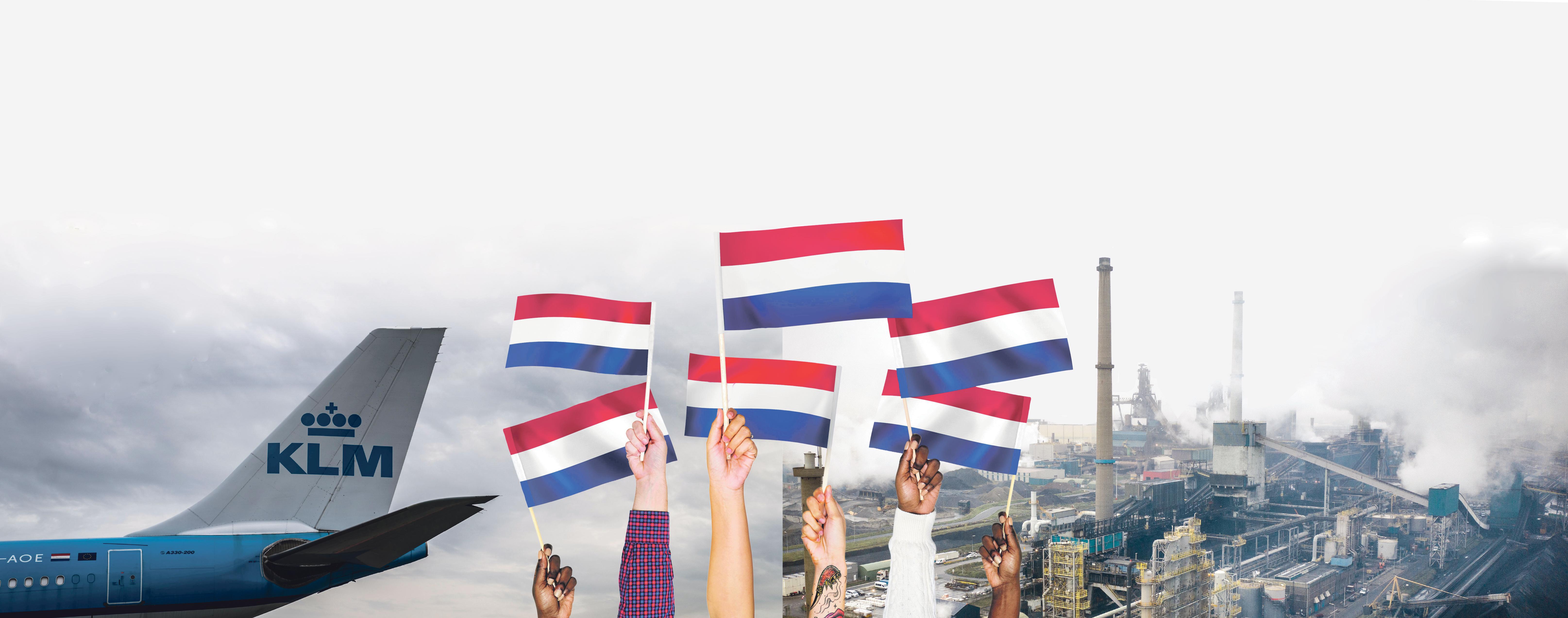 Hoe trots zijn we nog op de Nederlandse iconen KLM en Tata Steel?